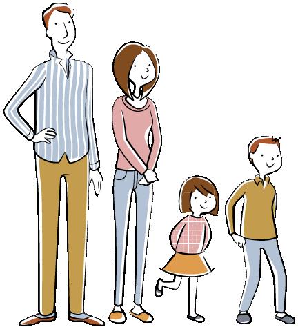 家族イメージ