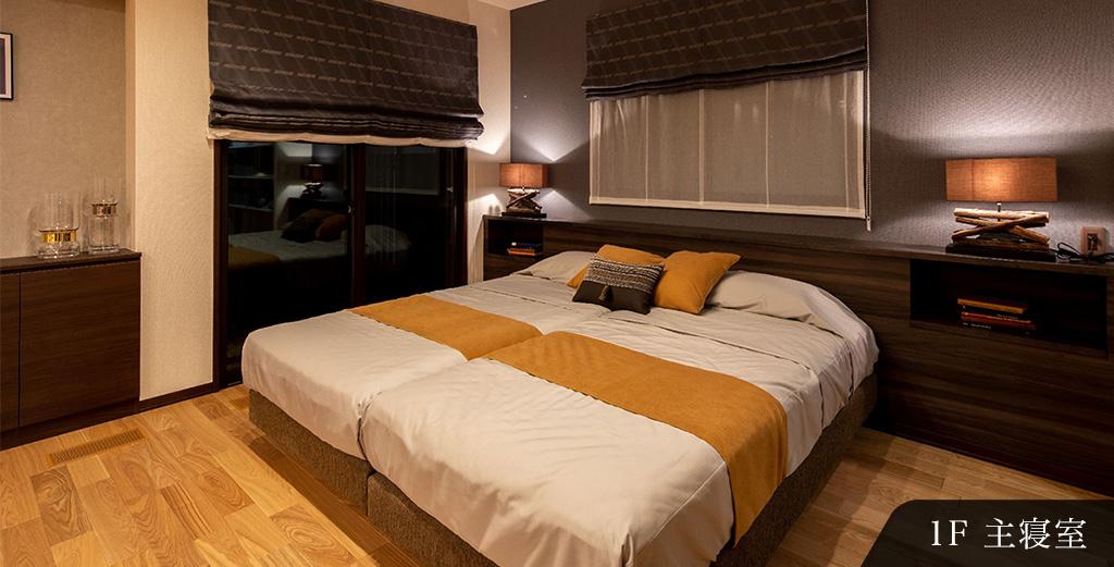 1F主寝室